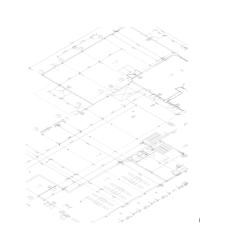 Opláštění budov - rastr